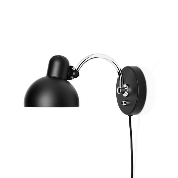 Lightyears Kaiser Idell 6722 Væglampe Mat Sort