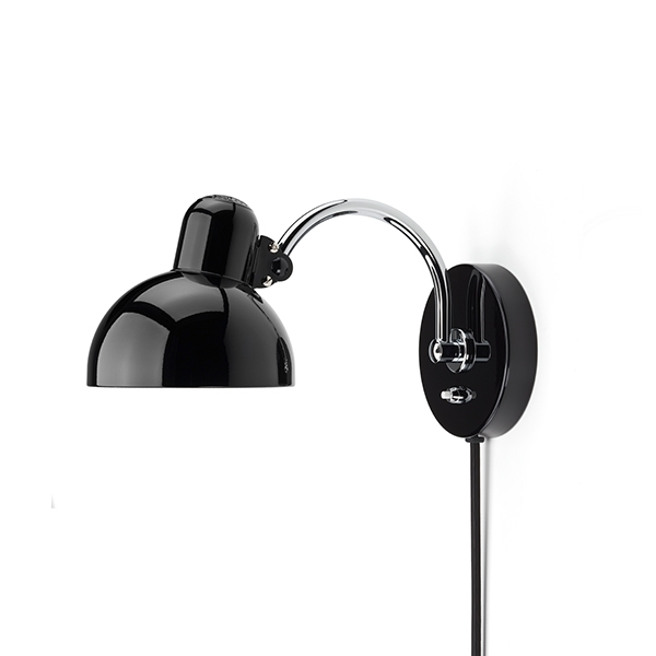Lightyears Kaiser Idell 6722 Væglampe Sort