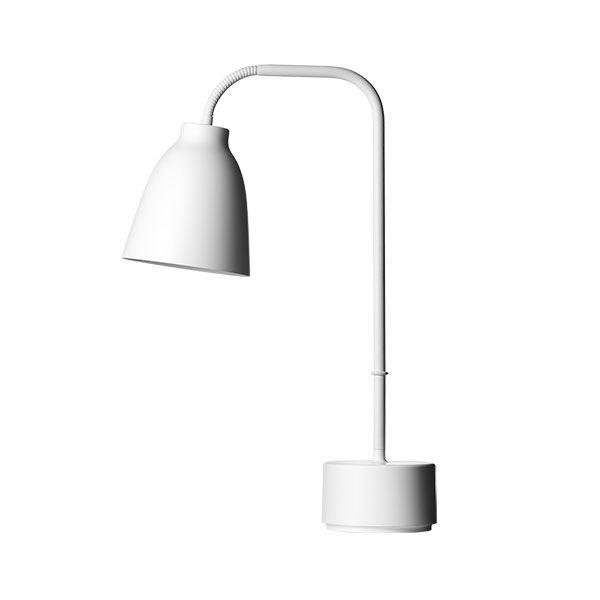 Lightyears Caravaggio Read Bordlampe Hvid
