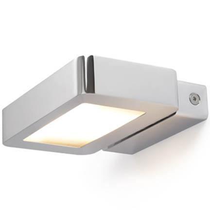 Trizo 21 MIN-IM Væglampe Krom