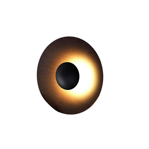 Marset Ginger 42 C Væglampe Wengé & Wengé