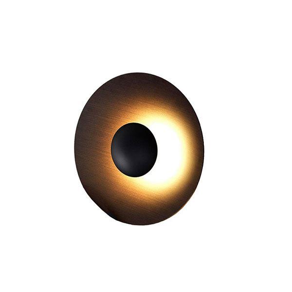 Marset Ginger 60 C Væglampe Wengé & Wengé