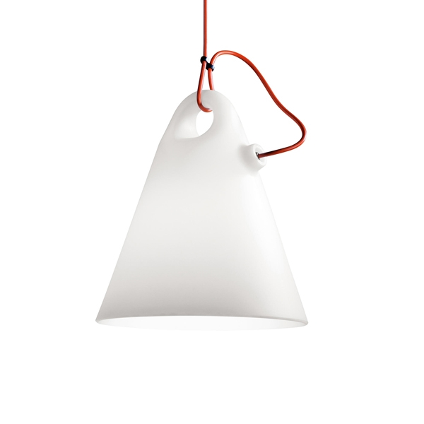 Martinelli Luce Trilly Stor Udendørslampe Hvid