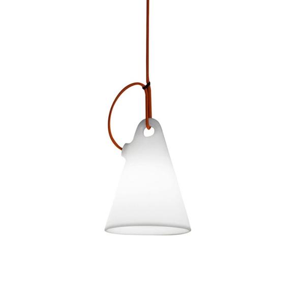 Martinelli Luce Trilly Lille Udendørslampe Hvid