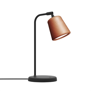 NEW WORKS Material Bordlampe TerraKotta