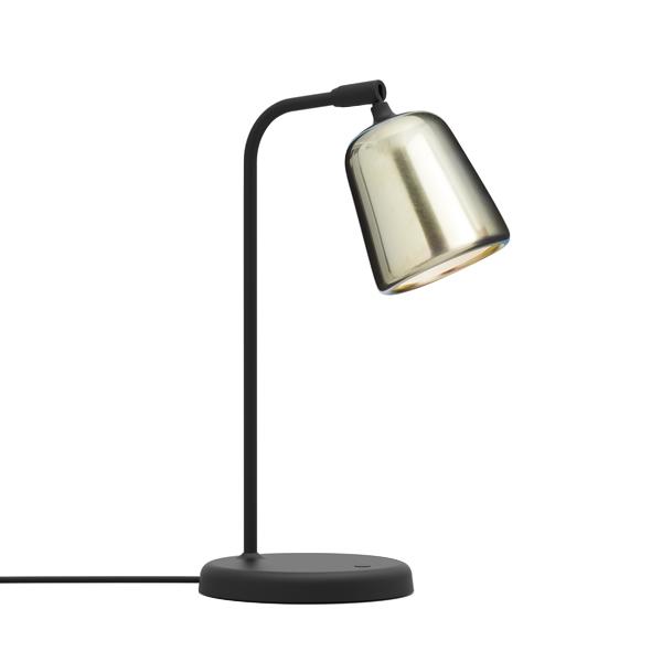 Image of NEW WORKS Material Bordlampe Gul Stål