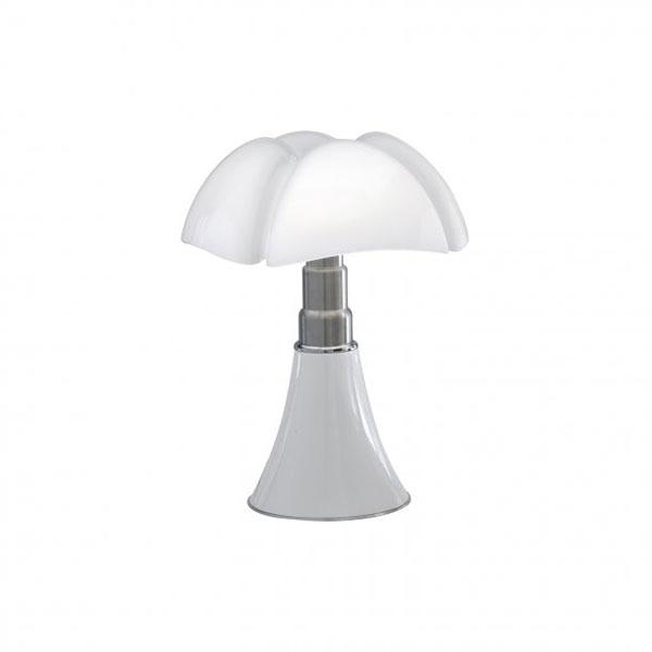 Billede af Martinelli Luce Mini Pipistrello 1965 Bordlampe Hvid U. Ledning