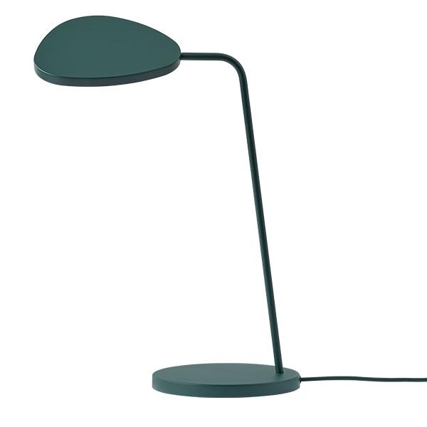 Billede af Muuto Leaf Bordlampe Mørkegrøn