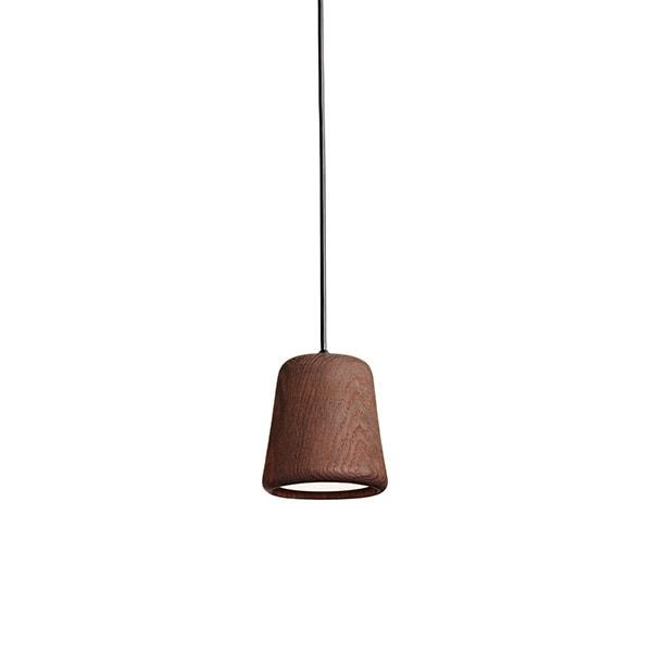 NEW WORKS Material Pendel Smoked Oak