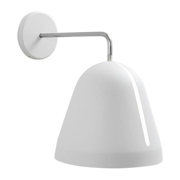 NYTA Tilt Væglampe Mat Hvid
