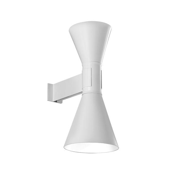 Image of   Nemo Applique de Marseille Væglampe Vasket Hvid