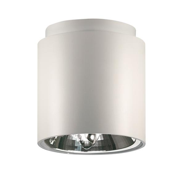 Image of   Nemo Cilindro Loftlampe Hvid