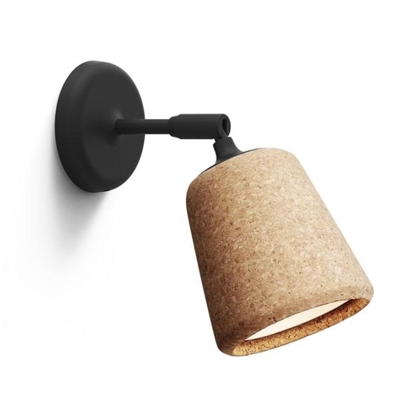 Image of NEW WORKS Material Væglampe Naturlig Cork