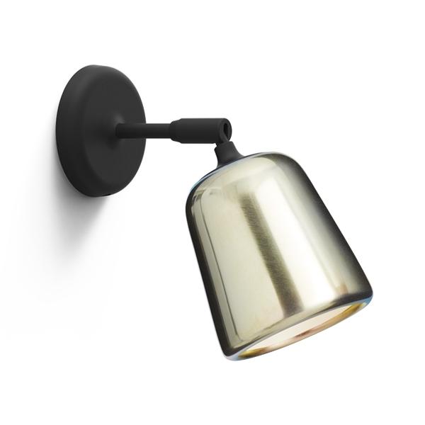 Image of NEW WORKS Material Væglampe Gult Stål