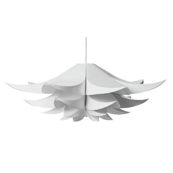 Billede af Normann Copenhagen Norm 06 Pendel Stor Hvid Inkl. Ledning og Baldakin