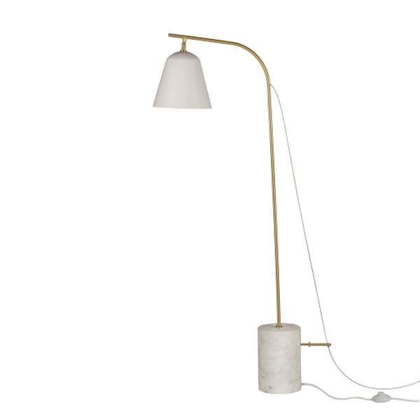 Billede af NORR11 Line One Gulvlampe Hvid