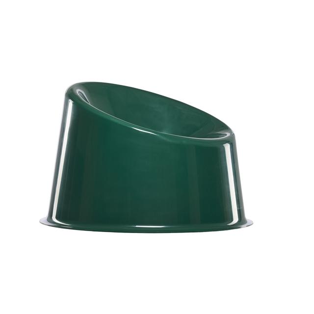 Verpan Panto Pop Stol Mørk Grøn