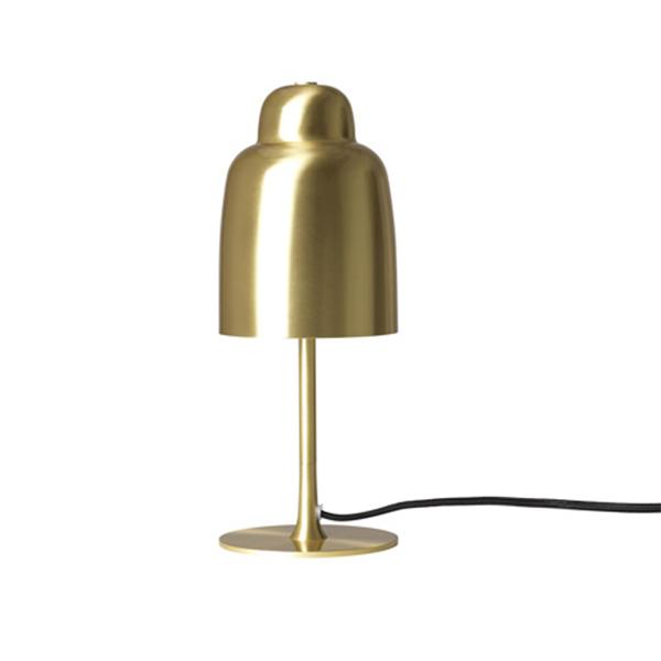 Pholc CHAMPAGNE Bordlampe Mat Guld
