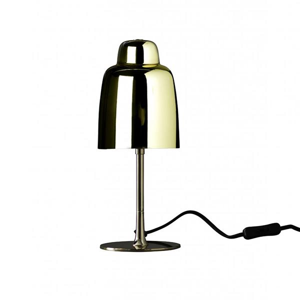 Pholc CHAMPAGNE Bordlampe Guld