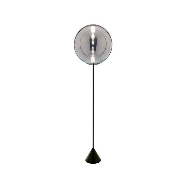 Tom Dixon Globe Cone Gulvlampe Krom