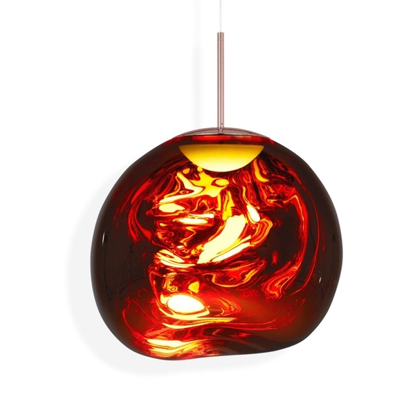 Tom Dixon Melt Pendel LED Copper Stor