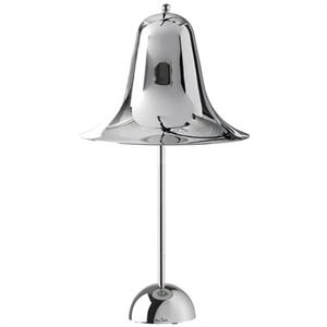 Rørig Verner Panton Pantop Bordlampe Krom - Fri fragt! WF-29