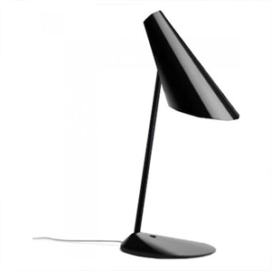 Vibia I.Cono Bordlampe Blank Sort