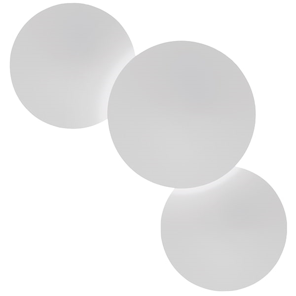 Vibia Puck Three Loftlampe Hvid