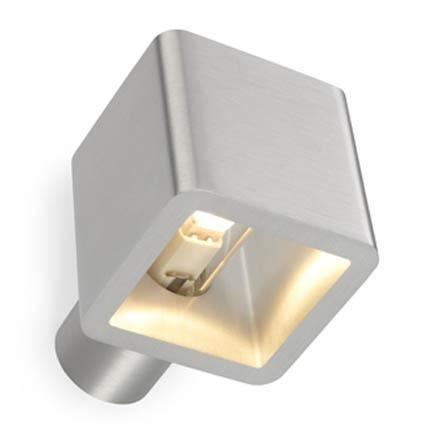 Trizo 21 Code Wall IN Væglampe Aluminium