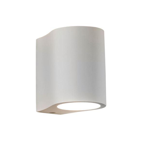 Astro Pero Gips Væglampe Hvid
