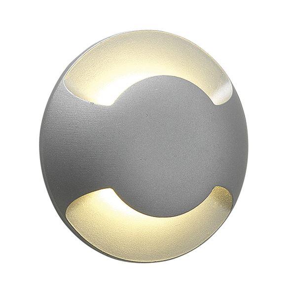 Astro Beam Two Udendørslampe Sølv
