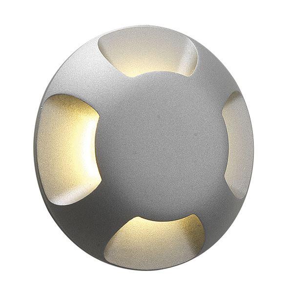 Image of Astro Beam Four Udendørslampe Sølv
