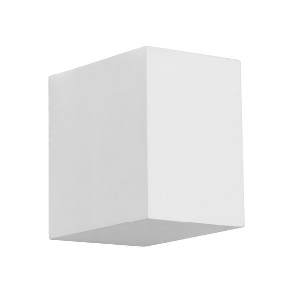 Billede af Astro Parma 110 Gips Væglampe Hvid