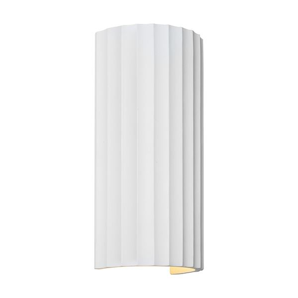 Billede af Astro Kymi 300 Gips Væglampe Hvid