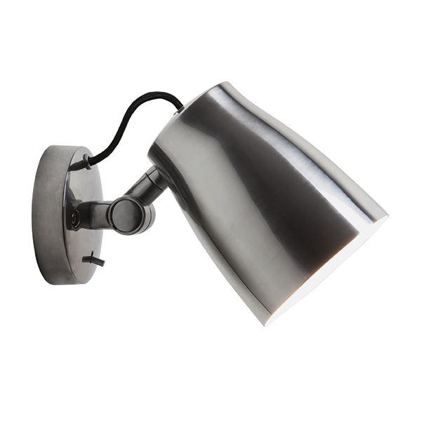 Astro Atelier Væglampe Poleret Aluminium