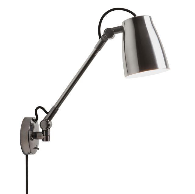 Image of   Astro Atelier Grande Væglampe Poleret Aluminium