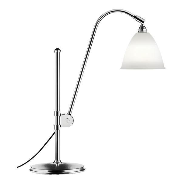 Image of   Bestlite BL1 Bordlampe Krom & Porcelæn
