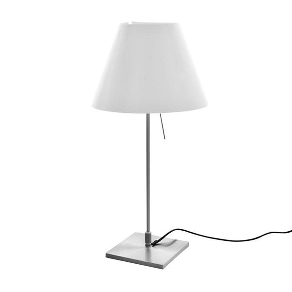 Image of Luceplan Costanzina Bordlampe Hvid