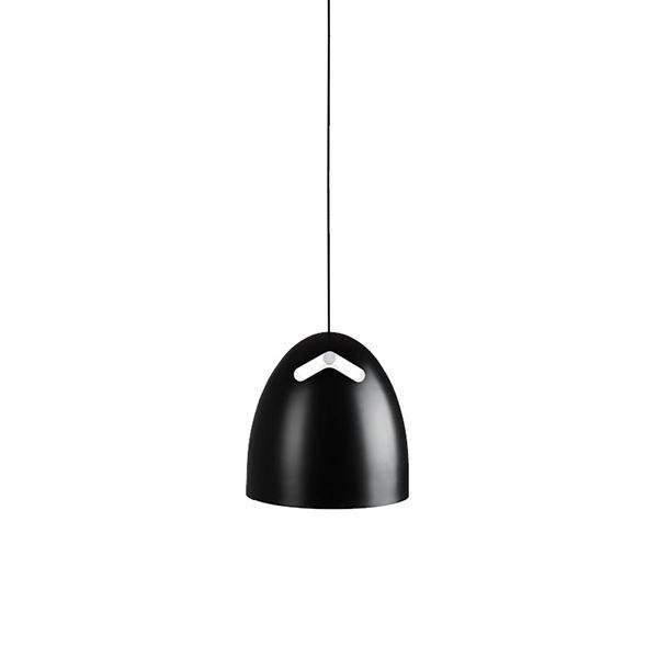 Image of   Darø Bell+ Pendel Eg-Sort