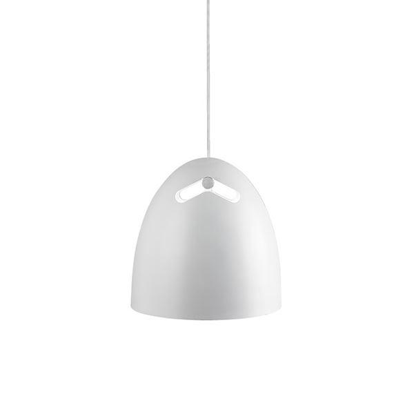 Image of   Darø Bell+ Pendel Eg-Hvid Mellem
