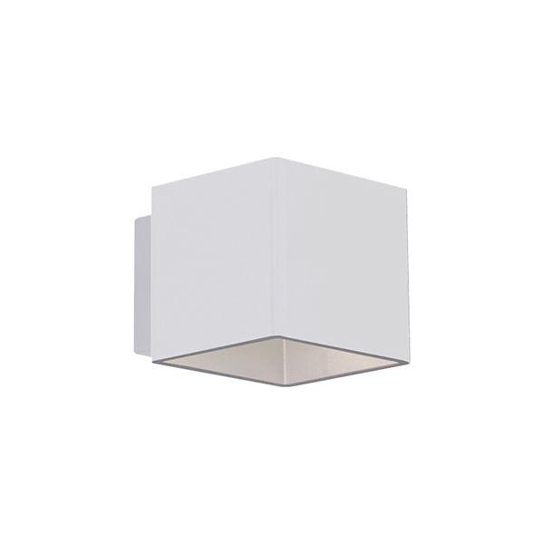 Image of   Darø Costa Væglampe Mat Hvid