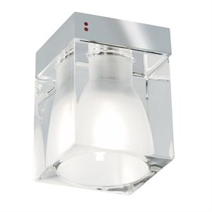 Fabbian Ice Cube Downlight Loftslampe
