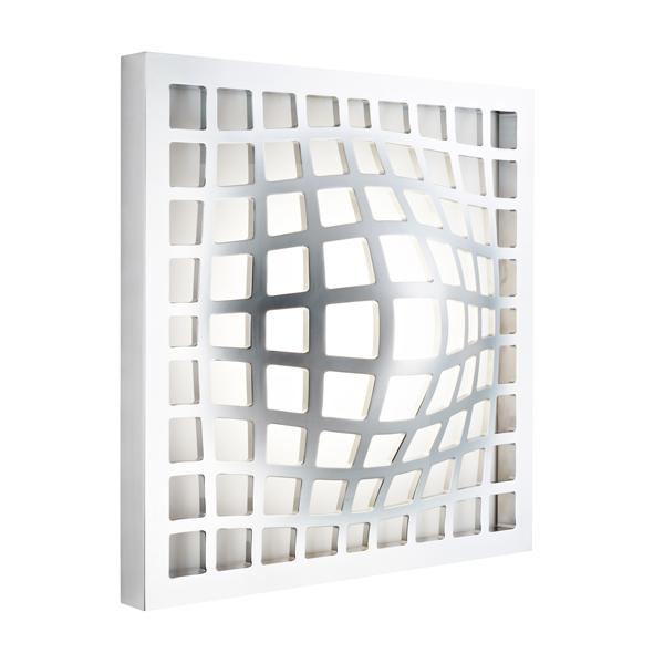 Fabbian Kwark LED Væg- & Loftslampe
