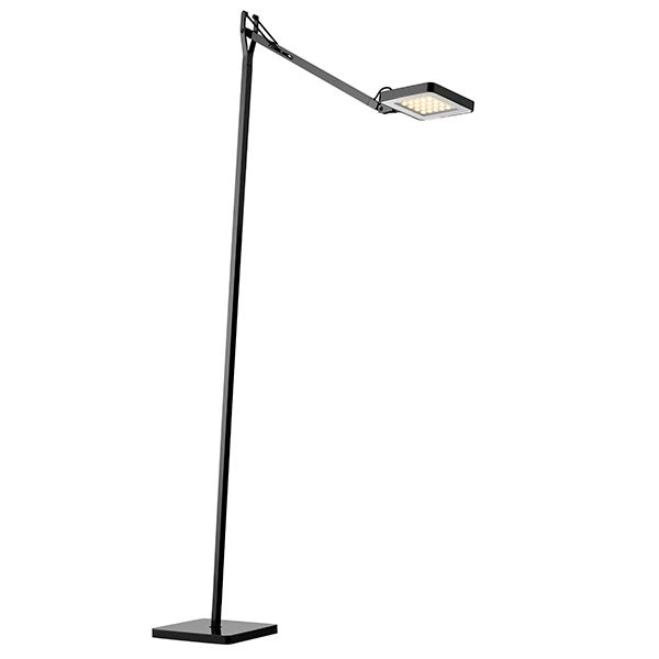 Flos Kelvin F LED Gulvlampe Sort