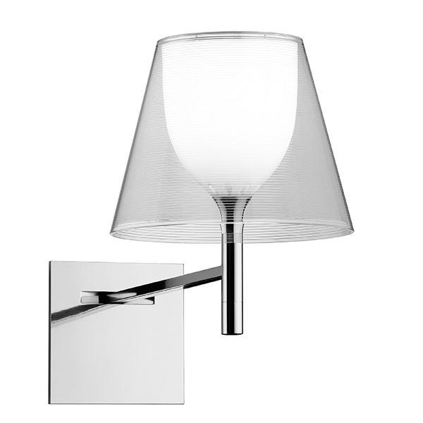 Flos KTribe W Væglampe Transparent