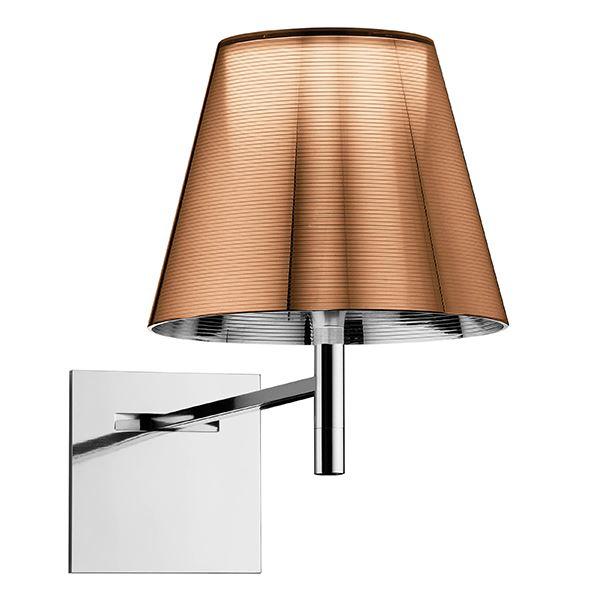 Flos KTribe W Væglampe Bronze