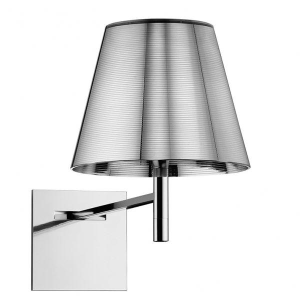 Flos KTribe W Væglampe Sølv