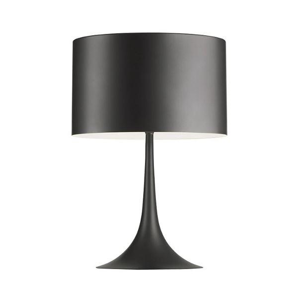 Flos Spun Light T1 Bordlampe Grå fra Flos