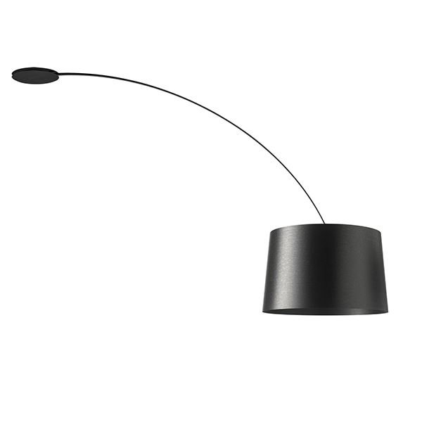 Foscarini Twiggy Loftlampe Sort