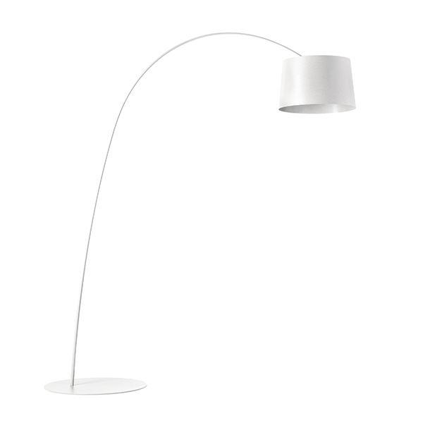 Foscarini Twiggy Gulvlampe LED Hvid